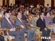 Continúan sesiones de la AIPA en Laos