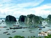 Bahía de Halong entre seis destinos más brillantes para exploración