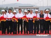 Abre al tránsito autopista que conecta Hanoi y Lao Cai