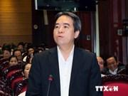 Comparecerán ministros vietnamitas ante Parlamento