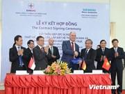 Empresa vietnamita y Siemens firman contrato por 15 millones de dólares