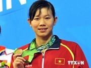 Anh Vien hace historia para natación vietnamita en ASIAD