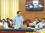Aborda Parlamento vietnamita renovación de libros de texto