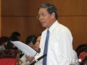 Parlamento vietnamita interpela al titular de rama ambiental