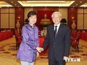 Máximo dirigente partidista de Vietnam visitará Sudcorea