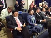 Vietnam comprometido a seguridad sanitaria global