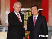 Vietnam y Hungría fomentan cooperación en procuraduría