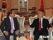 Líder partidista resalta aportes de Asociación de Amistad Vietnam-Sudcorea