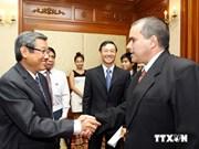 En Ciudad Ho Chi Minh delegación de Prensa Latina