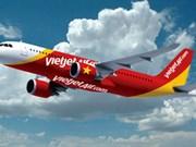 VietJet Air inaugurará nuevos vuelos doméstico e internacional