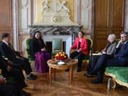 Vietnam y Francia fortalecen cooperación legislativa