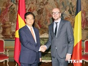Vietnam robustece relaciones con Bélgica y Unión Europea