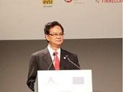 Vietnam jugará papel crucial en red económica Asia-Europa