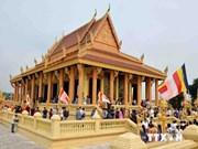 Celebran en Hanoi gran ceremonia milenaria de Budismo