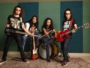 Famosa banda indiana actuará en Vietnam