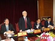 Cultura, base espiritual de sociedad y motor de progreso en Vietnam