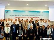 En Vietnam conferencia internacional de microcircuito semiconductor