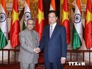 Profundizan Vietnam y la India asociación estratégica