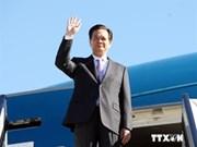 Primer ministro de Vietnam inicia visita a la India