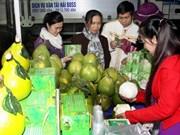 Perspectivas comerciales en feria agrícola en Vietnam