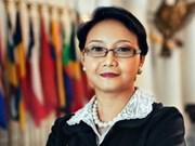 Presidente de Indonesia anuncia su gabinete