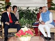 Fortalecen Vietnam e India asociación estratégica