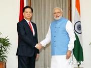 Alcanzan Vietnam y la India importantes acuerdos
