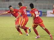 Gana Vietnam a Bahrein en partido amistoso de fútbol