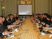 Vietnam y Argentina coinciden en impulsar colaboración multifacética