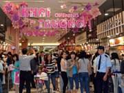 Grupo japonés AEON abre nuevo centro comercial en Vietnam
