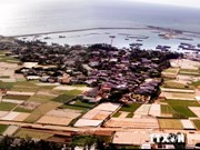 Isla vietnamita de Ly Son empeña en atraer más turistas