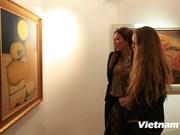 Presentan arte de laca vietnamita en Reino Unido