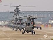 Tailandia y China realizan entrenamiento conjunto de pilotos