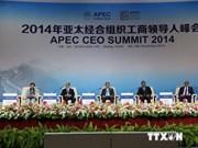 Insta Vietnam apoyo de empresarios a economías de APEC