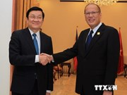 Determinan Vietnam y Filipinas elevar intercambio comercial