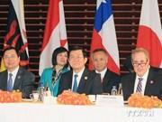 Presidente ratifica determinación vietnamita para lograr TPP
