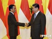 Indonesia y China fortifican asociación estratégica integral