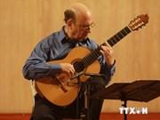 Inauguran festival internacional de Guitarra en Ciudad Ho Chi Minh