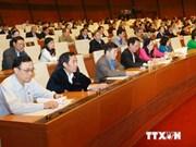 Parlamento vietnamita esclarece asuntos sobre voto de confianza