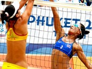 Vietnam obtiene ocho medallas en Juegos Asiáticos de Playa
