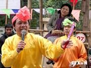 Seminario científico sobre arte folclórico Bai Choi