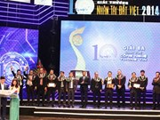 Premios de Talentos vietnamitas: almáciga de iniciativas