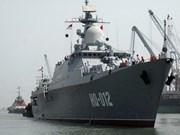 Fuerzas navales de Vietnam y Brunei amplían cooperación