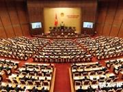Analiza Parlamento vietnamita la Ley Orgánica de Gobierno