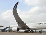 En Vietnam vuelos de demostración de Airbus A350 XWB