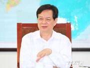 Premier vietnamita asiste a Cumbre de Triangulo regional en Laos