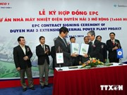 Grupo japonés Sumitomo invierte en proyecto eléctrico en Vietnam