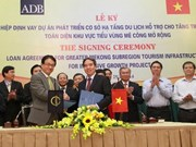 Apoya ADB a proyecto de infraestructura turística de subregión Mekong