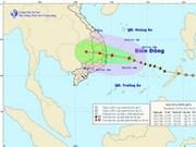 Tormenta Sinlaku se debilita a depresión tropical