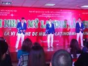 Efectúan velada musical de América Latina en Hanoi